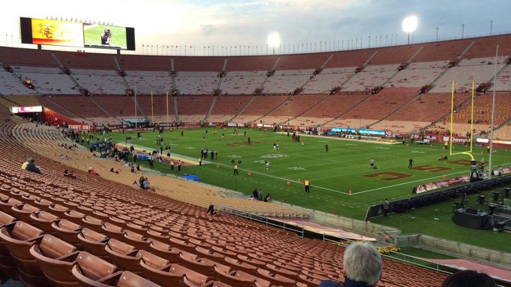 Cal vs. USC