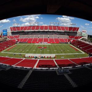2014 National Anthem Tampa Bay Buccaneers